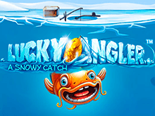 Автомат Lucky Angler: A Snowy Catch на деньги